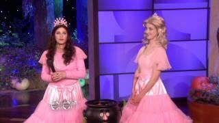 Ellen's Last-Minute Costume Ideas