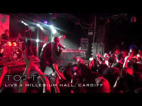 TINIE TEMPAH & YTU LIVE @ MILLENIUM HALL, CARDIFF [TOTT.TV] 2010