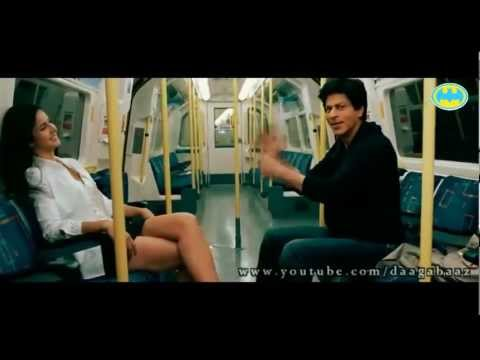 Video Super Hot Katrina Kaif Pole Dance with Shahrukh Khan in Train download in MP3, 3GP, MP4, WEBM, AVI, FLV January 2017