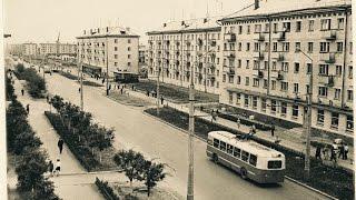 Togliatti Russia  city photos : Тольятти / Tolyatti in 1968