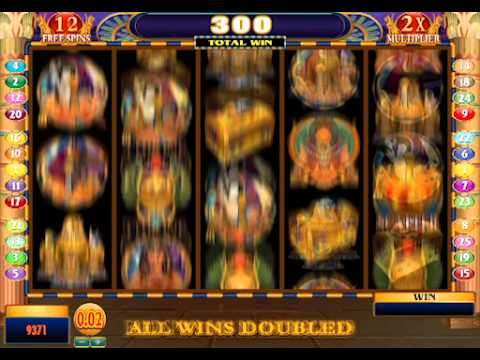 Throne Of Egypt Slot Game