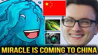 Video MIRACLE is Back to CHINA SERVER with his CRAZY MORPHLING Dota 2 7.11 MP3, 3GP, MP4, WEBM, AVI, FLV Juni 2018