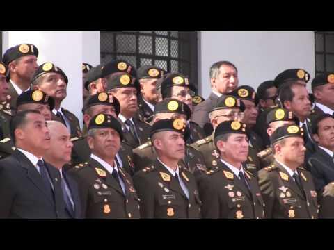 Ceremonia XX Aniversario Operación Chavín de Huántar