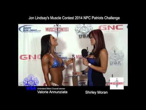 NPC Bikini Winner: Valorie Annunziata