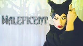 • Makijaż Angeliny Jolie - Maleficent  || KATOSU •