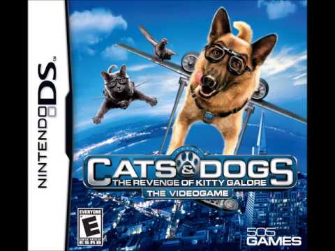 Cats and Dogs The Revenge Of Kitty Galore DS OST 06 - Boss Battle