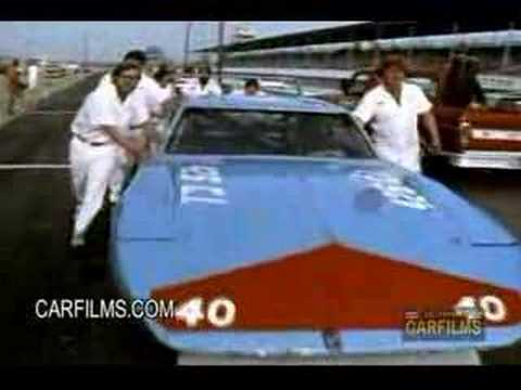 Dodge and Ford NASCAR 1970