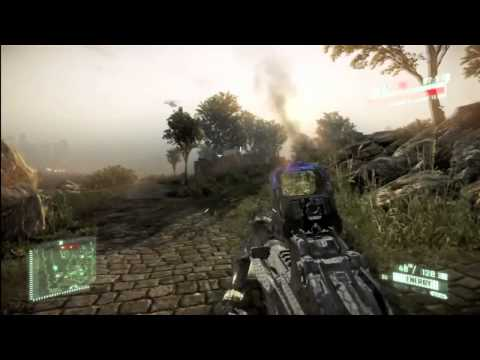xJawz- Crysis 2- 18-3 Team Instant Action on Lighthouse w/ XpertThief