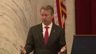 Video Rand Paul's BRILLIANT Speech on Libertarianism MP3, 3GP, MP4, WEBM, AVI, FLV Maret 2019