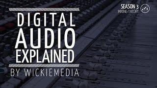 Video Digital Audio Explained - Samplerate and Bitdepth MP3, 3GP, MP4, WEBM, AVI, FLV Desember 2018