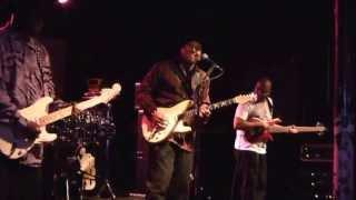 Ronnie Baker Brooks--Best Blues Jam With Jellybean Johnson - HD-720