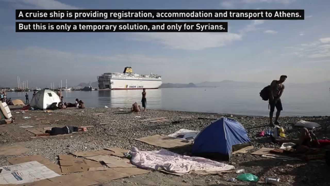 Κως: 18.600 αφίξεις προσφύγων μεταξύ Ιανουαρίου-Ιουλίου