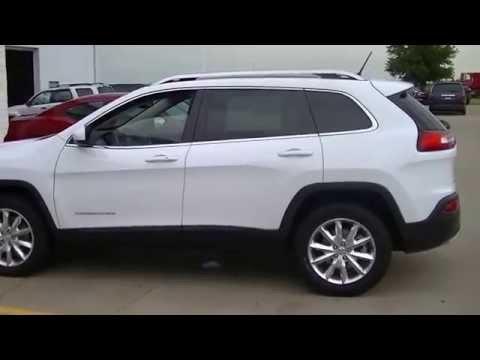 2015 Jeep Cherokee Limited | Roanoke Motors | Illinois Jeep Dealer