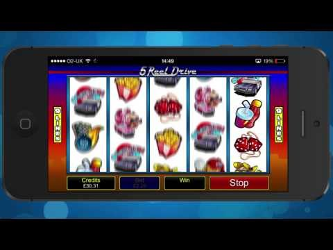 5 Reel Drive | Microgaming html5 New mobile slot