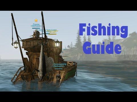 рыбалка в архейдж ютуб