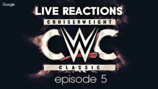 Nonton Live Reactions    Wwe Cruiserweight Classic    Episode  5 Film Subtitle Indonesia Streaming Movie Download