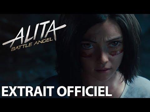 Alita : Battle Angel - Extrait Sous-monde VF