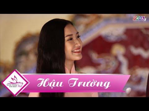 Hậu trường Hành trình văn hóa Việt | 'Nàng thơ xứ Huế' Ngọc Trân thu hút mọi ánh nhìn