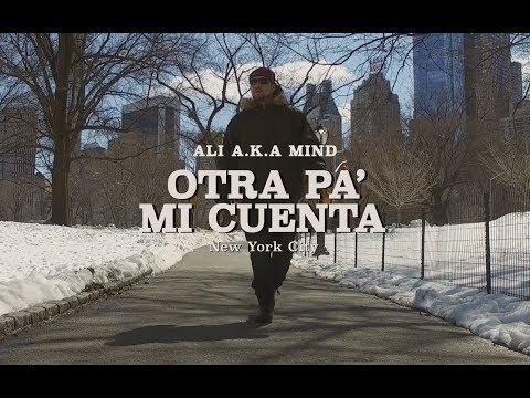 Letras de Ali A.K.A Mind