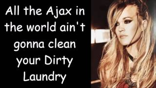 Video Carrie Underwood ~ Dirty Laundry (Lyrics) MP3, 3GP, MP4, WEBM, AVI, FLV Desember 2018
