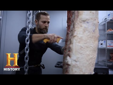 The Butcher   New Competition Series   Wednesday May 22 10/9c   History