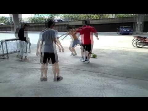 TS2 Thailand Street Style ฟุตบอลเทพๆ ฟุตซอลขั้นเทพ P1 (видео)