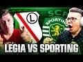 LEGIA VS SPORTING Z KAMYKIEM!!! | FIFA 17