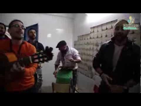Comparsa Los Validos 2014  -  Los hombres de negro www.universogaditano.es