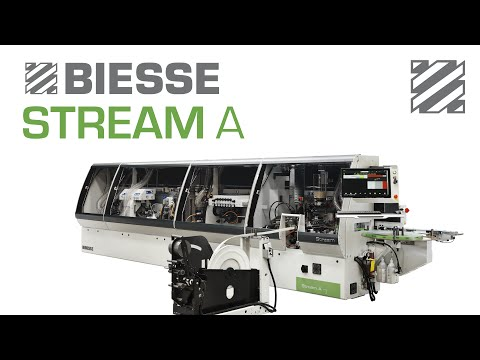 Biesse STREAM A - Single Sided Edgebander