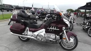 8. 706577 - 2008 Honda Gold Wing GL1800HPN - Used Motorcycle For Sale