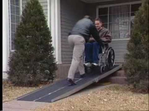 Wheelchair Ramps at Ramp Solutions: Handicapped Ramps, Modular