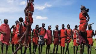 Masai People in Kenya. (Courtesy of Dream Sponsors.)