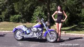 3. Used 2006 Harley Davidson CVO Fat Boy Motorcycles for sale