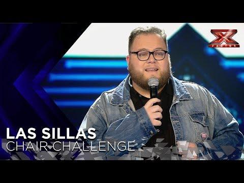 Ramil enmudece al jurado con su Dont Speak de No Doubt | Sillas 1 | Factor X 2019_TV műsorok. Heti legjobbak