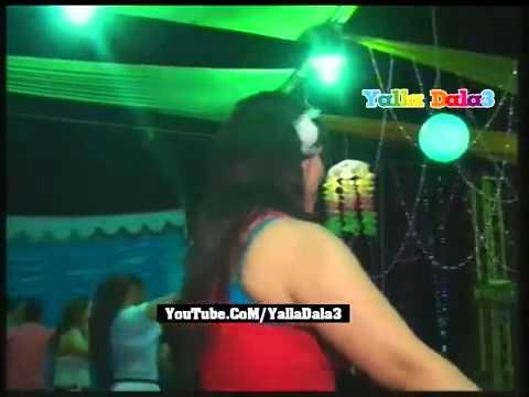 الراقصات السكسيات اسماء ونعمة ورحاب رقص شعبى سلخن افراح المنصورة 2014   Yalla Dala3 (видео)