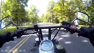 5. Saturday Morning Ride (1) in custom Honda Shadow Phantom