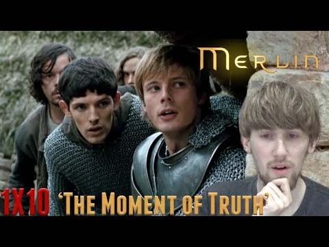 Merlin Season 1 Episode 10 - 'The Moment of Truth' Reaction