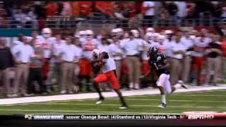 Justin Blackmon vs Arizona