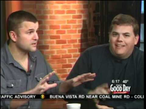 Broken Lizards Kevin Heffernan and Steve Lemme Interview Good Day Sacramento 03-12-2012.mpg