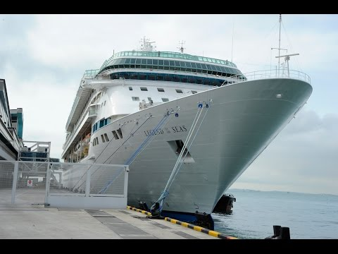 Legend of the Seas - Live-Rundgang und Schiffstour - Ro ...