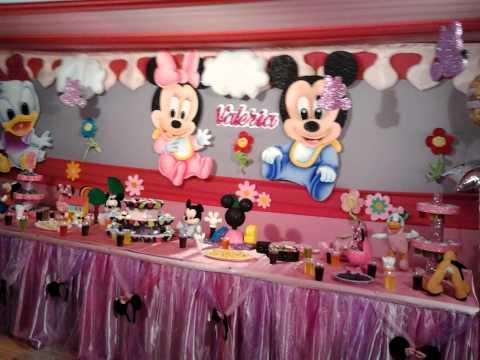 Mickey bebe decoraciones videos videos relacionados con mickey bebe decoraciones - Decoraciones para bebes ...
