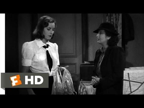 Ninotchka (9/10) Movie CLIP - Endangered By Underwear (1939) HD