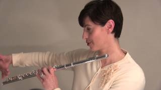 Tilting: What's the deal with flute posture anyway? - thumb
