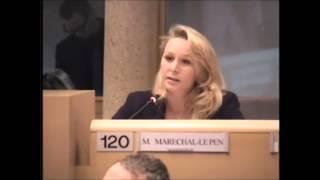 Video Marion Maréchal-Le Pen propose que la Région émette un voeu en faveur de la dissolution de l'UOIF MP3, 3GP, MP4, WEBM, AVI, FLV Agustus 2017