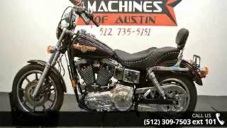 6. 1994 Harley-Davidson Dyna Convertible FXDS  - Dream Machi...