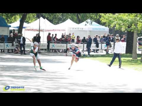 Campeonato navarro 100 metros contrarreloj 12