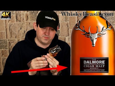 Whisky Dalmore Cigar Malt Reserve - Ecosse - 70cl - 44%