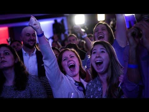USA: So reagieren junge Amerikaner auf das Wahlergebn ...