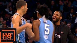 Team World vs Team USA 1st Half Highlights | Feb 15, 2019 NBA Rising Stars Game