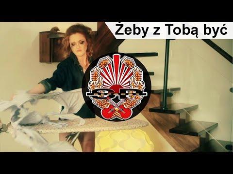 Tekst piosenki Strachy na Lachy - Żeby z Tobą być po polsku